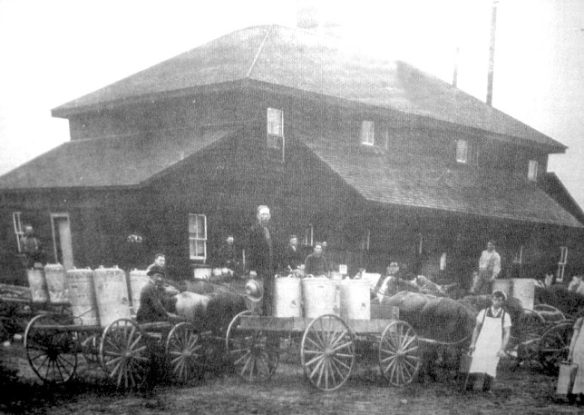 Drumond-Township-Cheese-factory