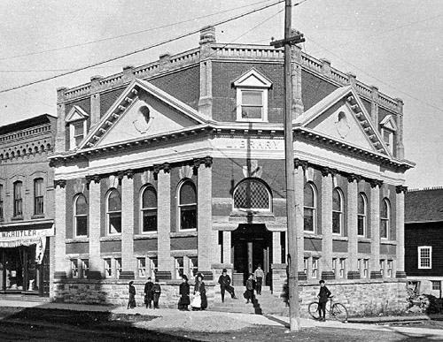 perth library ca. 1907 (archives of ontario_