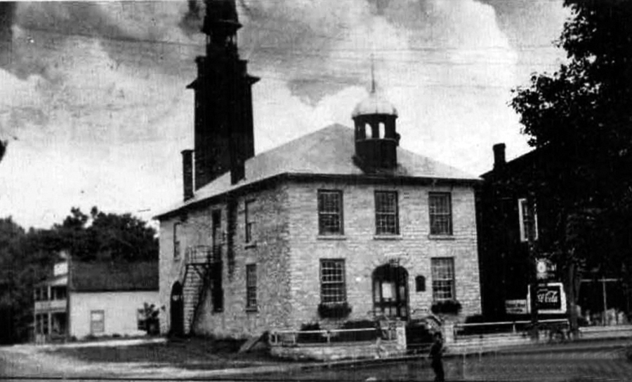 Mill Hall Pa >> Villages of Lanark County